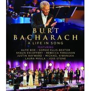 Burt Bacharach - Life In Song - Dvd Importado