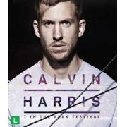 Calvin Harris-Tin The Park Festival - Dvd Nacional