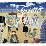 Cams Soundtrack Encyclopedia Tutto Fellini - 2 Cds Importados