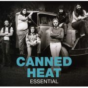 Canned Heat - Essential  - CD IMPORTADO