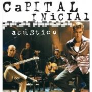 Capital Inicial Acústico Mtv  - Cd Nacional