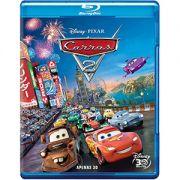 Carros 2 / Blu Ray 3d