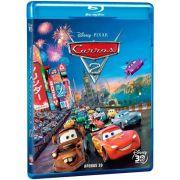 Carros 2 - Blu Ray 3D - Blu Ray Nacional