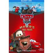 Cars Toon - Grandes Historias Do Mate - Blu Ray Nacional