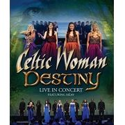 Celtic Woman - Desteny Live in Concert - Blu ray Importado