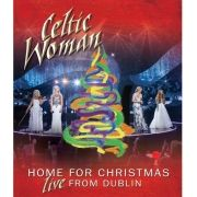 Celtic Woman: Home for Christmas: Live From Dublin - Blu ray Importado