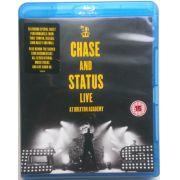 Chase And Status Live At Brixton Academy - Blu Ray Importado