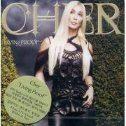 Cher - Living a Proof - Cd Nacional