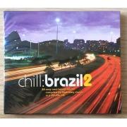 Chill Brazil - 2 Cds Nacionais