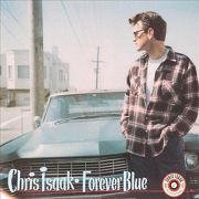 Chris Isaak - Forever Blue 180 Gram Vinyl, Colored Vinyl – Limited Edition-  Lp Importado
