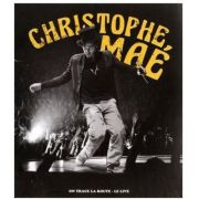 Christophe Mae - On Trace la Route: Live  - Blu ray Importado