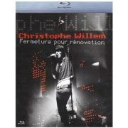 Christophe Willen - Fermeture Pour Renovation - Blu ray + Dvd Importado