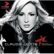 Claudia Leitte - Ao Vivo Copacabana  - Cd Nacional
