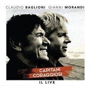 Claudio Baglioni & Gianni Morandi - Capitani Coraggiosi: Il Live (3cd+Dvd) - Dvd Importado