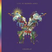 Coldplay -  Live in Buenos Aires - 2 Cds Importados