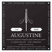 Cordas de Nylon Low Classic Black - Augustine