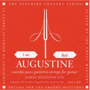 Encordoamento de Nylon  Classic Red Medium Tension - Augustine