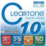 Encordoamento Cleartone Eletric Nickel -Plated - Light 10-46