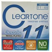 Encordoamento Cleartone Eletric Nickel Plated - Medium 11-48
