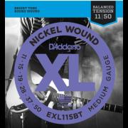 Encordoamento Daddario Para Guitarra Cordas 0.11 Exl115-B