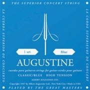 Cordas de Nylon  Classic - Blue High Tension  - Augustine