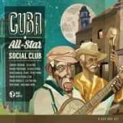 Cuba All-Star Social Club - Box Com 6 CDs