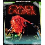 Cyndi  Lauper - Front & Center - Blu ray Importado