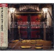 Dandy Warhols - Odditorium Japanese Edition - Cd Importado
