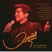 Daniel - In Concert Em Brotas - Cd Nacional