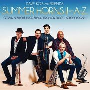 Dave Koz - Summer Horns II - From A To Z - Cd Importado