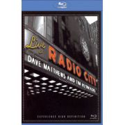 Dave Matthews &Tim Reynolds - Live At Radio City - Blu Ray Importado