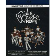 David Byrne -  Ride Rise Roar A Live Concer Film - Blu Ray Nacional