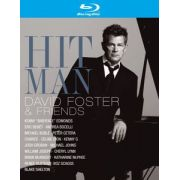 David Foster - Hit Man - Blu ray Importado