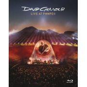 David Gilmour -  Live At Pompeii - 2 Cds +Blu Rays Edição Limidta - 4Pçs  Importado