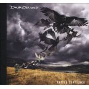 David Gilmour - Rattle That Lock Blu-Ray+Cd Deluxe Edition