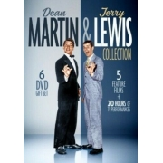Dean Martin e Jerry Lewis - Collection 5 Filmes - 6 Dvds - Box Importado