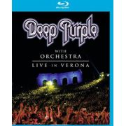 Deep Purple - Live In Verona - Blu Ray