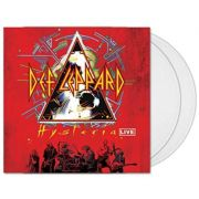Def Leppard Hysteria At The O2  Live (Limited Edition, Clear Vinyl) - 2 Lp Importados