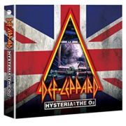 Def Leppard Hysteria At The O2 - Dvd + 2 Cds Importados