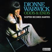 Dionne Warwick - Odds & Ends - Scepter Records Rarities - Cd Importado
