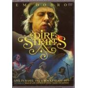 DIRE STRAITS EM DOBRO LIVE IN BASEL 1992 - ROCKPLAST 1979 - DVD NACIONAL