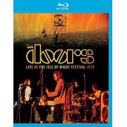 Doors - Live At The Isle Of Wight Festival 1970 - Blu Ray Importado