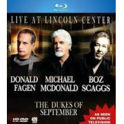Dukes Of September - Live At Lincoln Center - Blu Ray