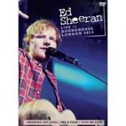 ED SHEERAN LIVE IN ROUNDHOUSE LONDON 2014 - DVD NACIONAL