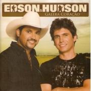 Edson & Hudson - Galera Coração -  Cd Nacional