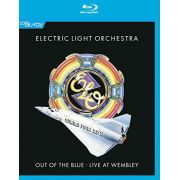 ELO - Eletric Light Orchestra - Out Of The Blue - Live At Wembley - Blu ray Importado