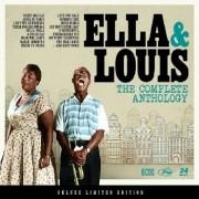 Ella & Louis - The Complete Anthology - Box com 6 CDs