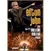 Elton John - Million Dollar Piano - Dvd Importado