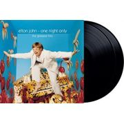 Elton John - One Night Only The Greatest Hits LP Importado
