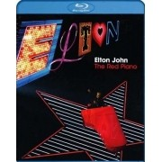Elton John - The Red Piano - Blu Ray Importado